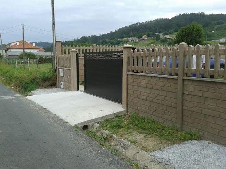 Prefabricados de hormigón en Lugo