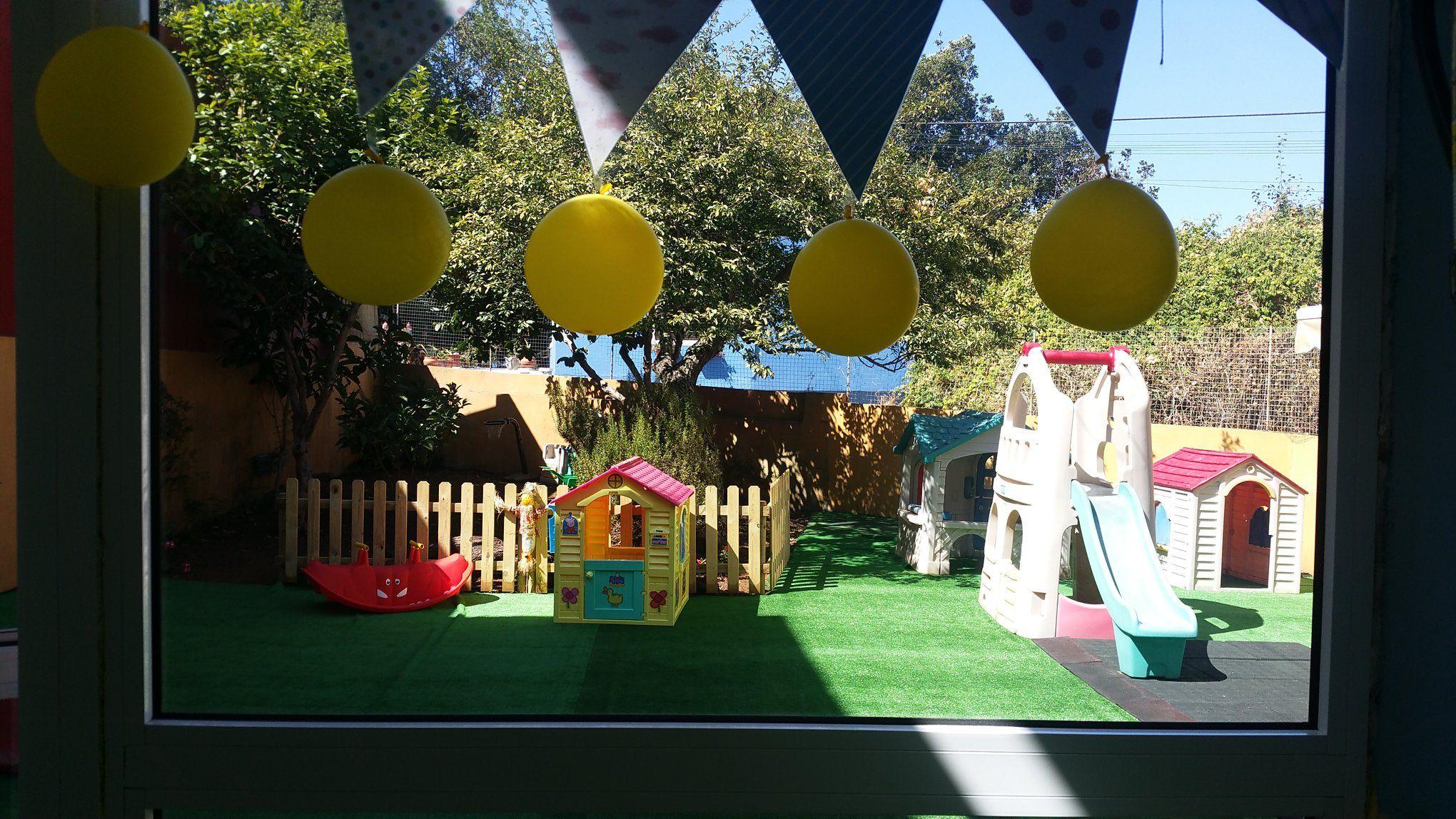 Escuela infantil en Tenerife norte