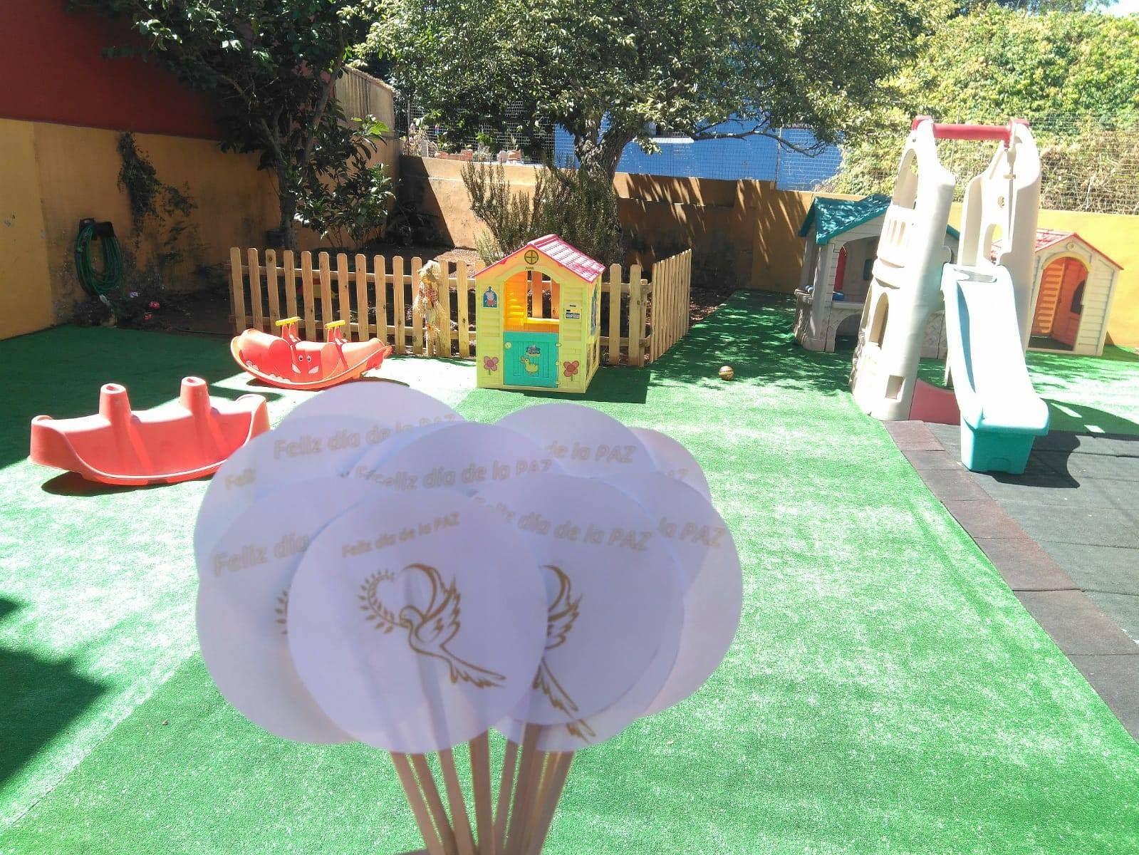 Escuela infantil en Tenerife