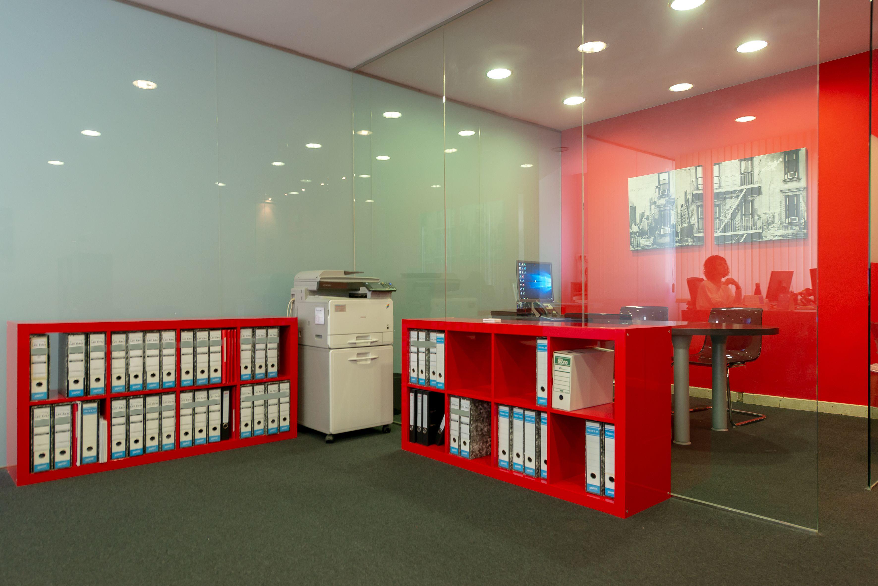 Archivos y despacho