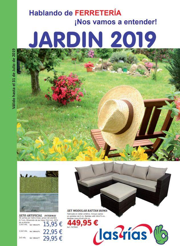 Mobiliario jardín: Productos de Soutelana Calor Natural