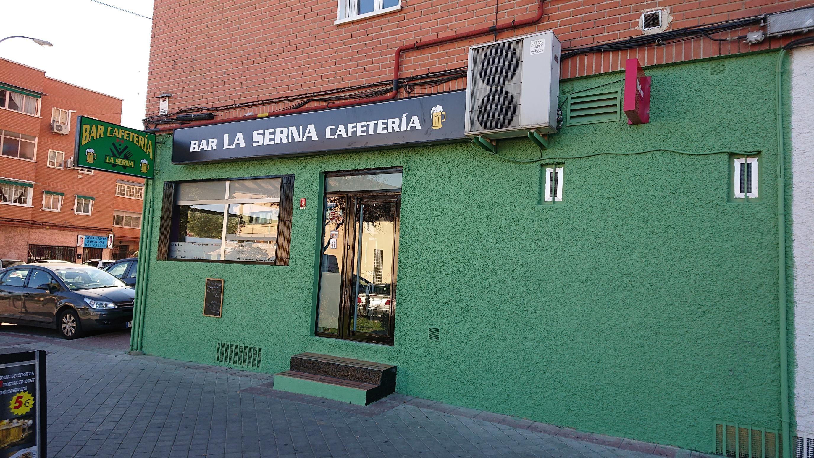 Bar de aperitivos y raciones Fuenlabrada