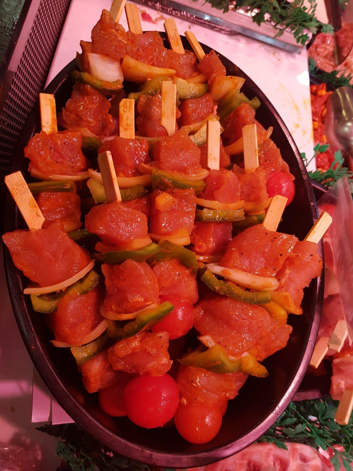 Elaborados cárnicos artesanales sin gluten