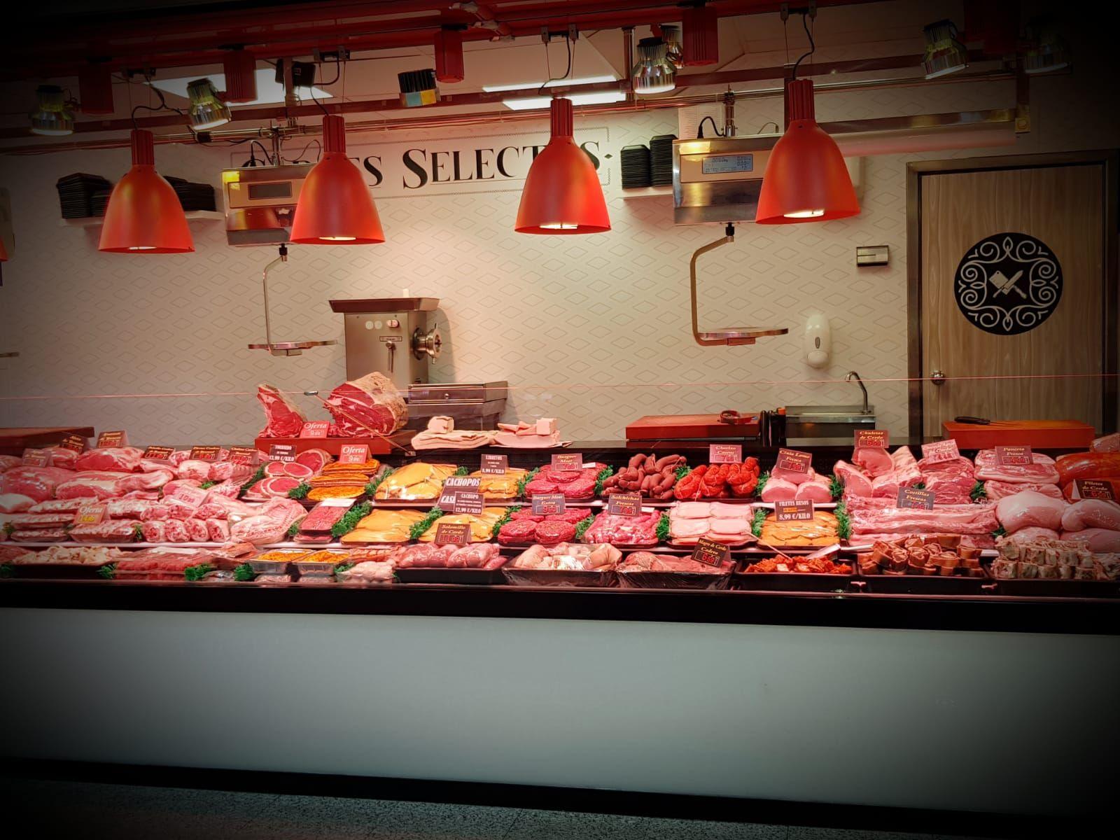 Carnicería especializada en elaborados cárnicos artesanales en Madrid