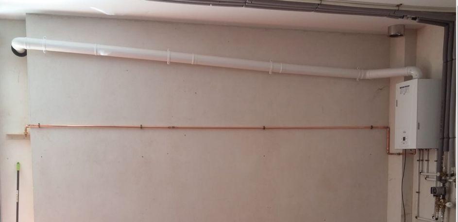 Instalaciones de gas en Mucientes, Valladolid