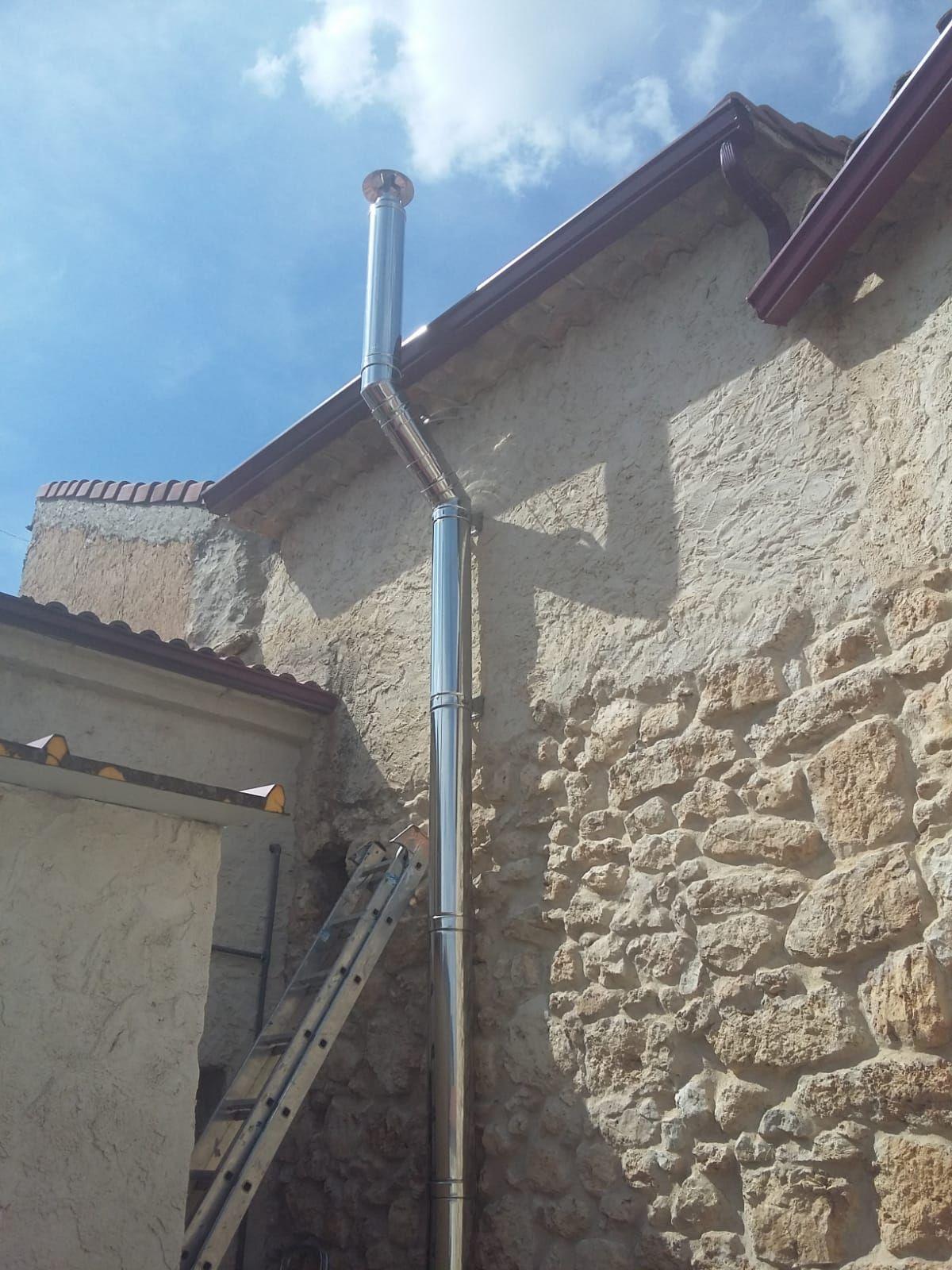 Instalaciones de calefacción en Mucientes, Valladolid