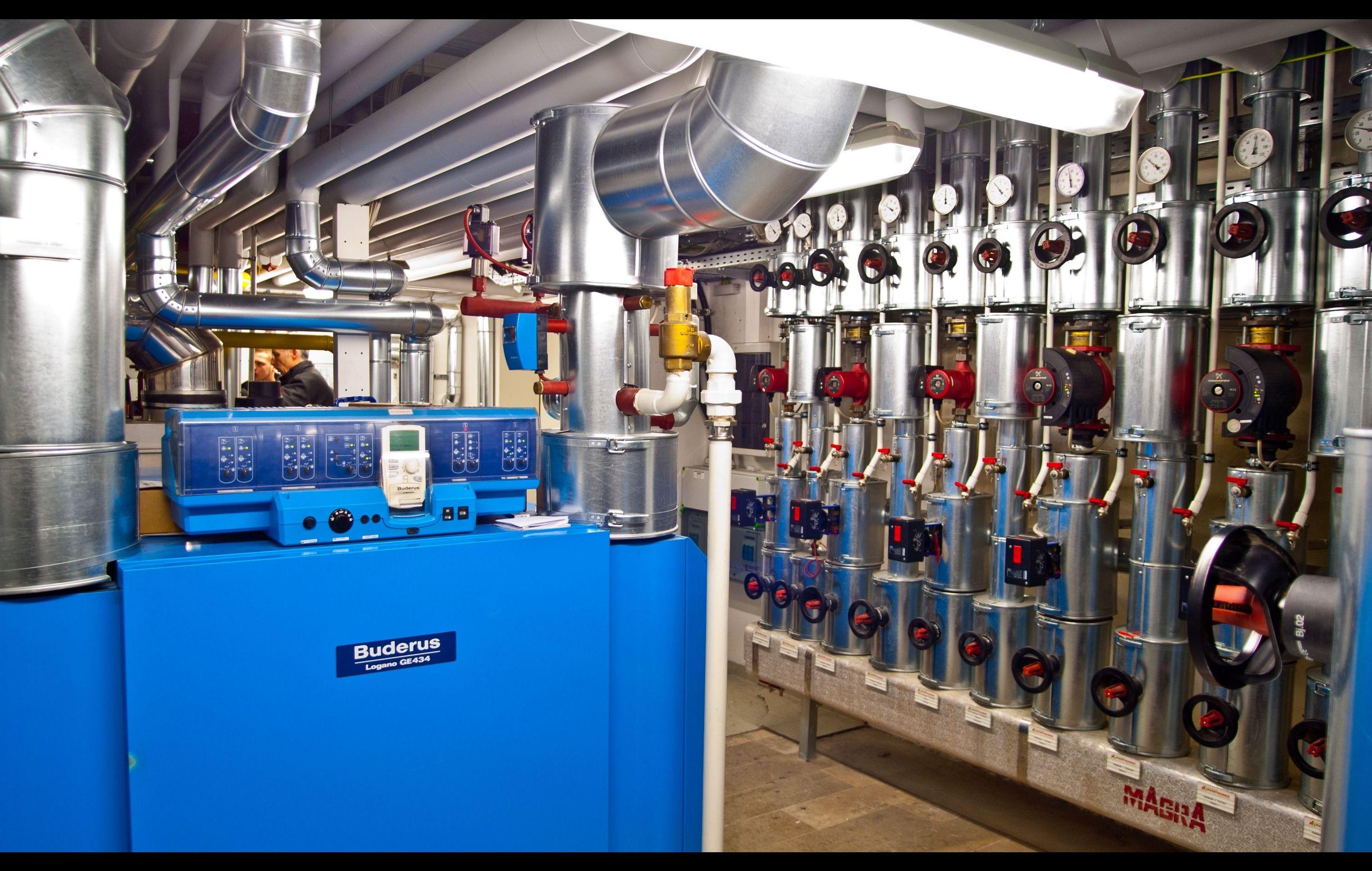 Instalaciones de aerotermia, reparación y mantenimiento en Mucientes