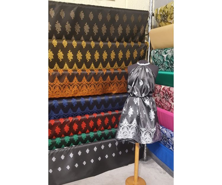Venta de tejidos para todo tipo de ocasiones en Sevilla