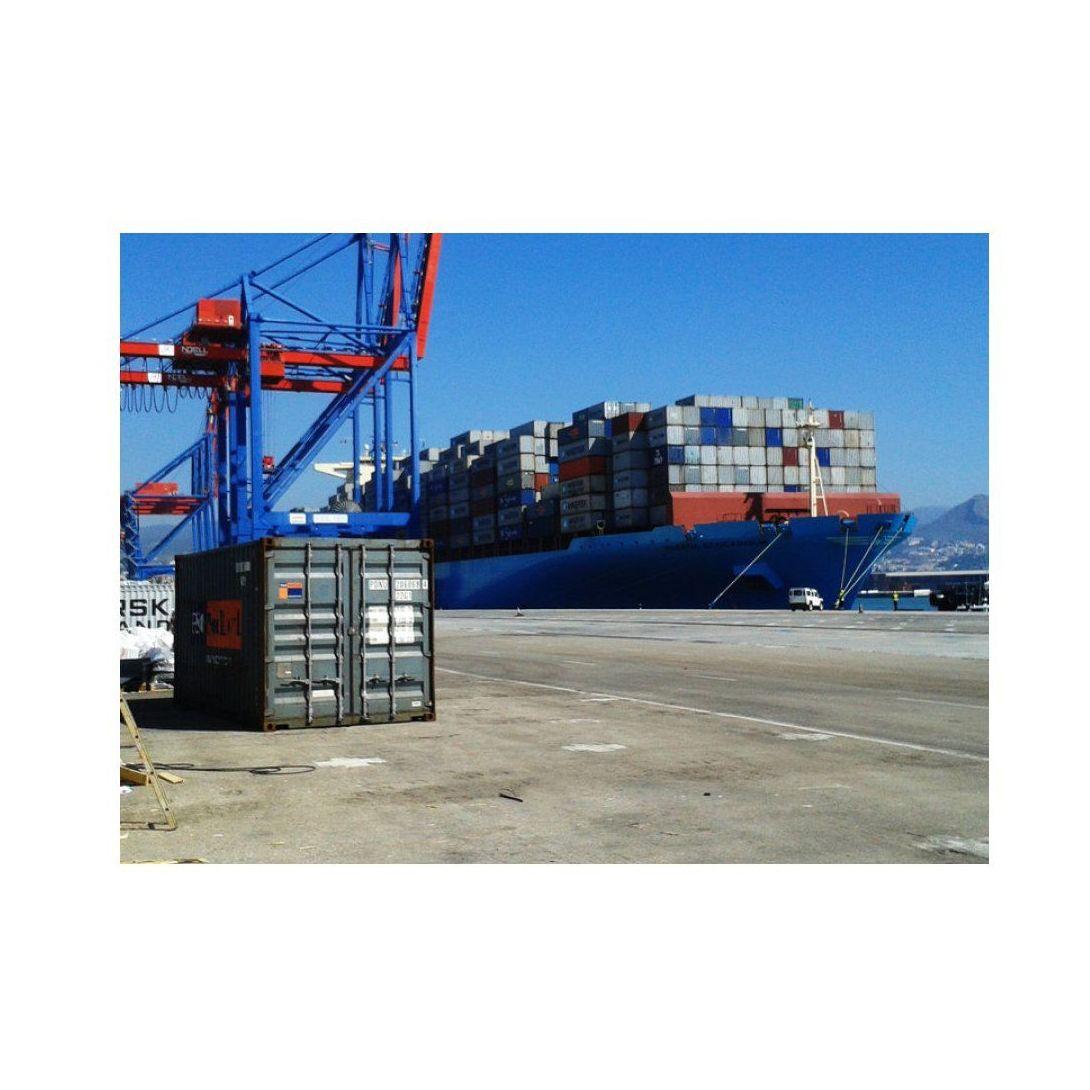 Contenedores refrigerados : Productos y servicios  de Costafrío