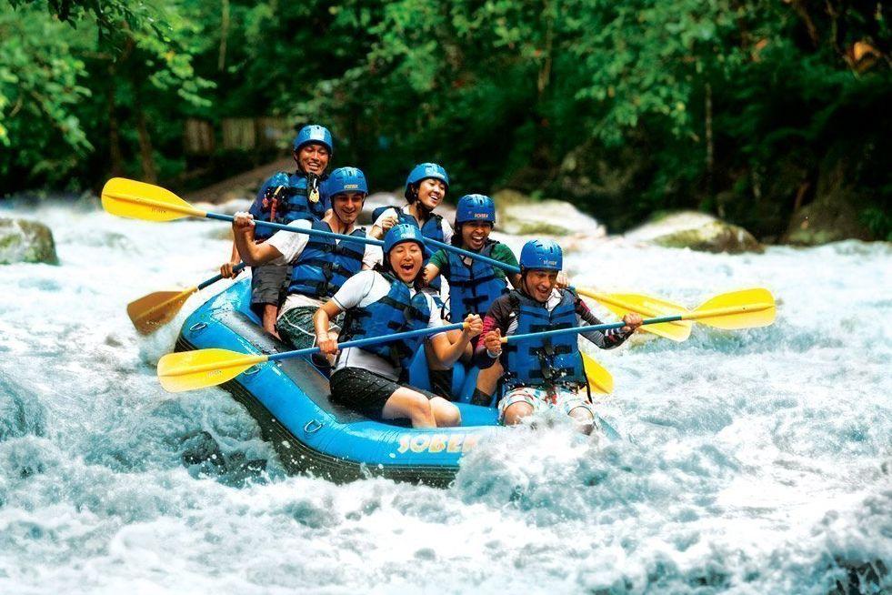 Organización de deportes de aventura para empresas en Zaragoza
