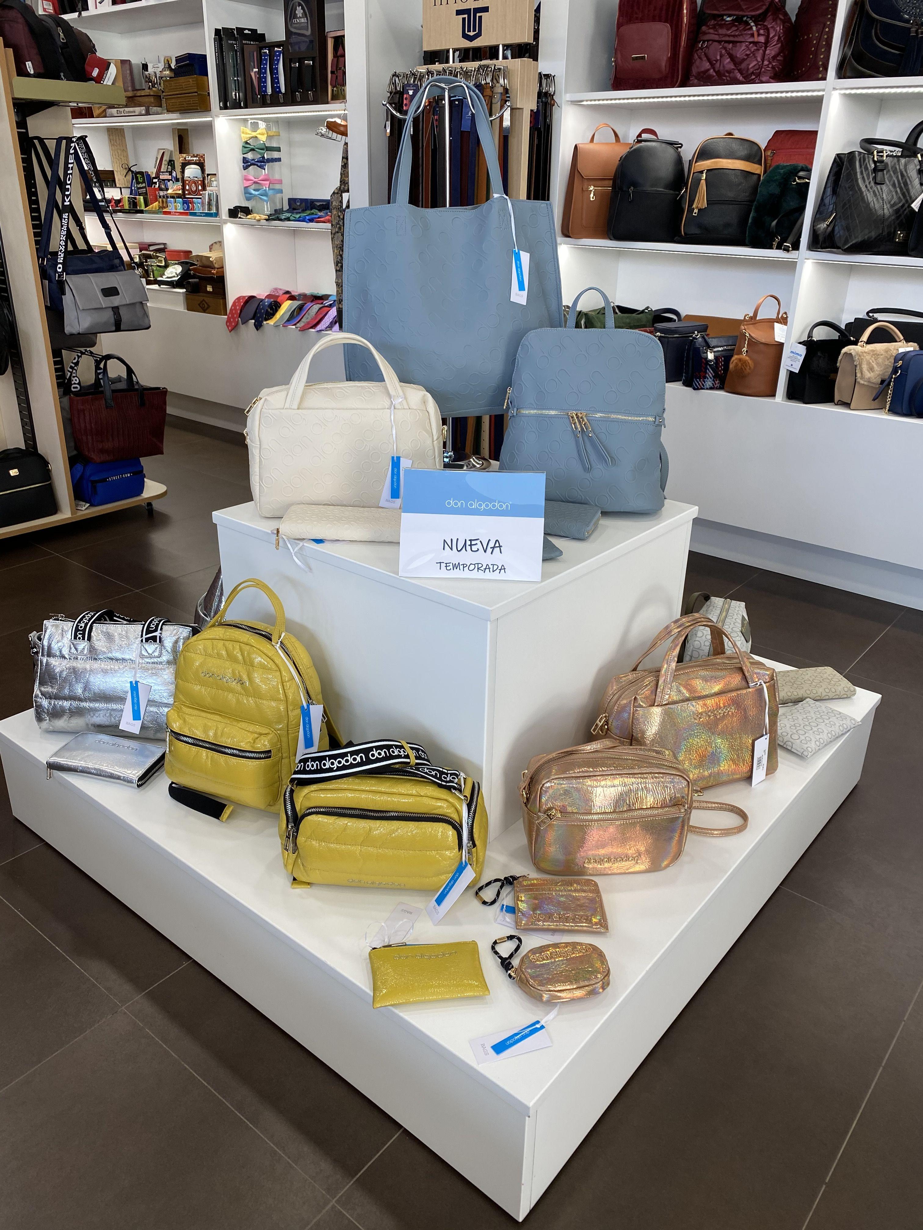 Bolsos y mochilas en La Solana