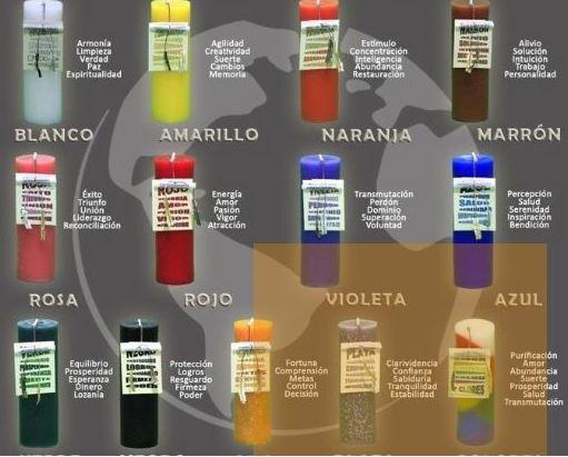 Velas: Productos de Alumbra a toda Vela
