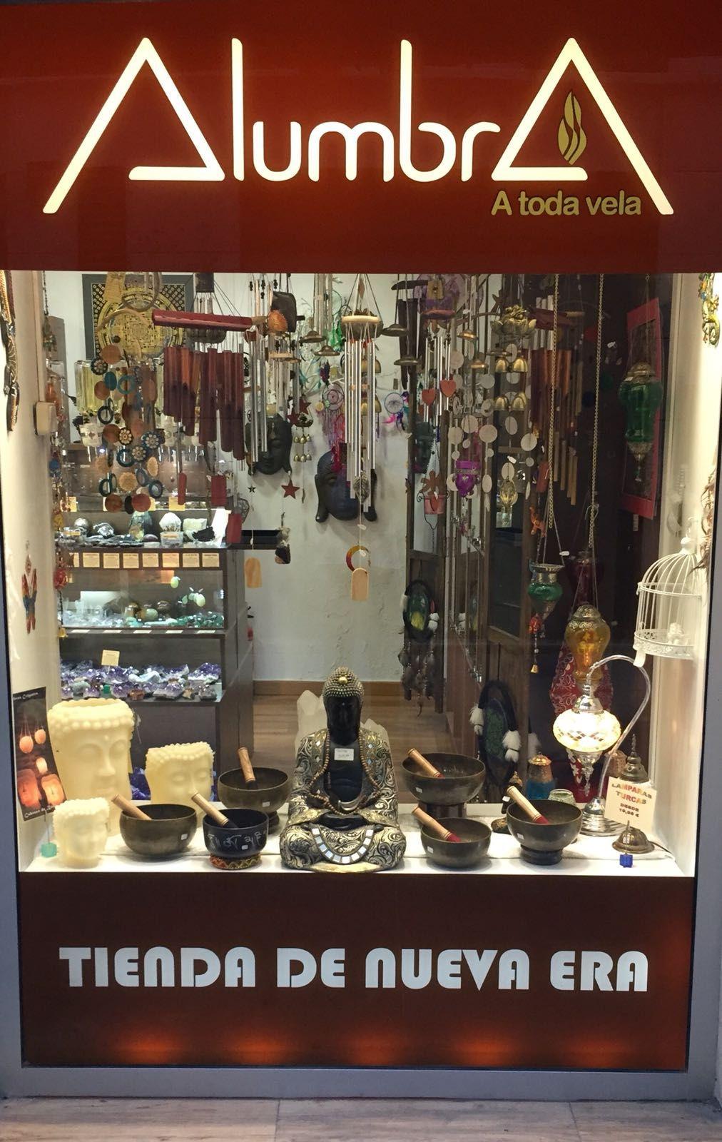 Productos de astrología y esoterismo en Valencia