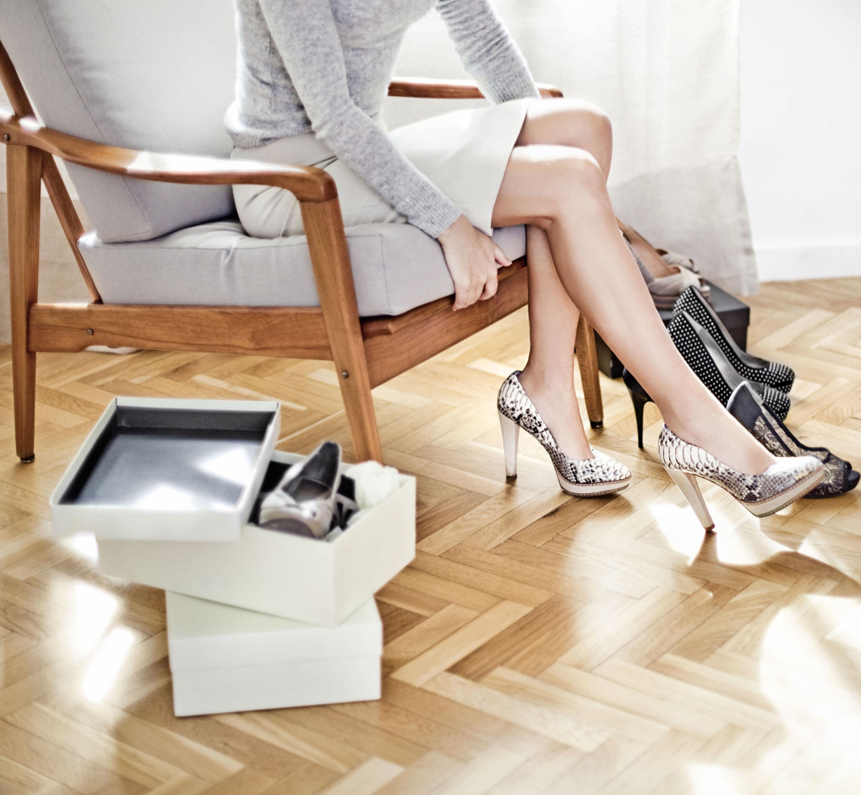 Zapatos de mujer en Gijón