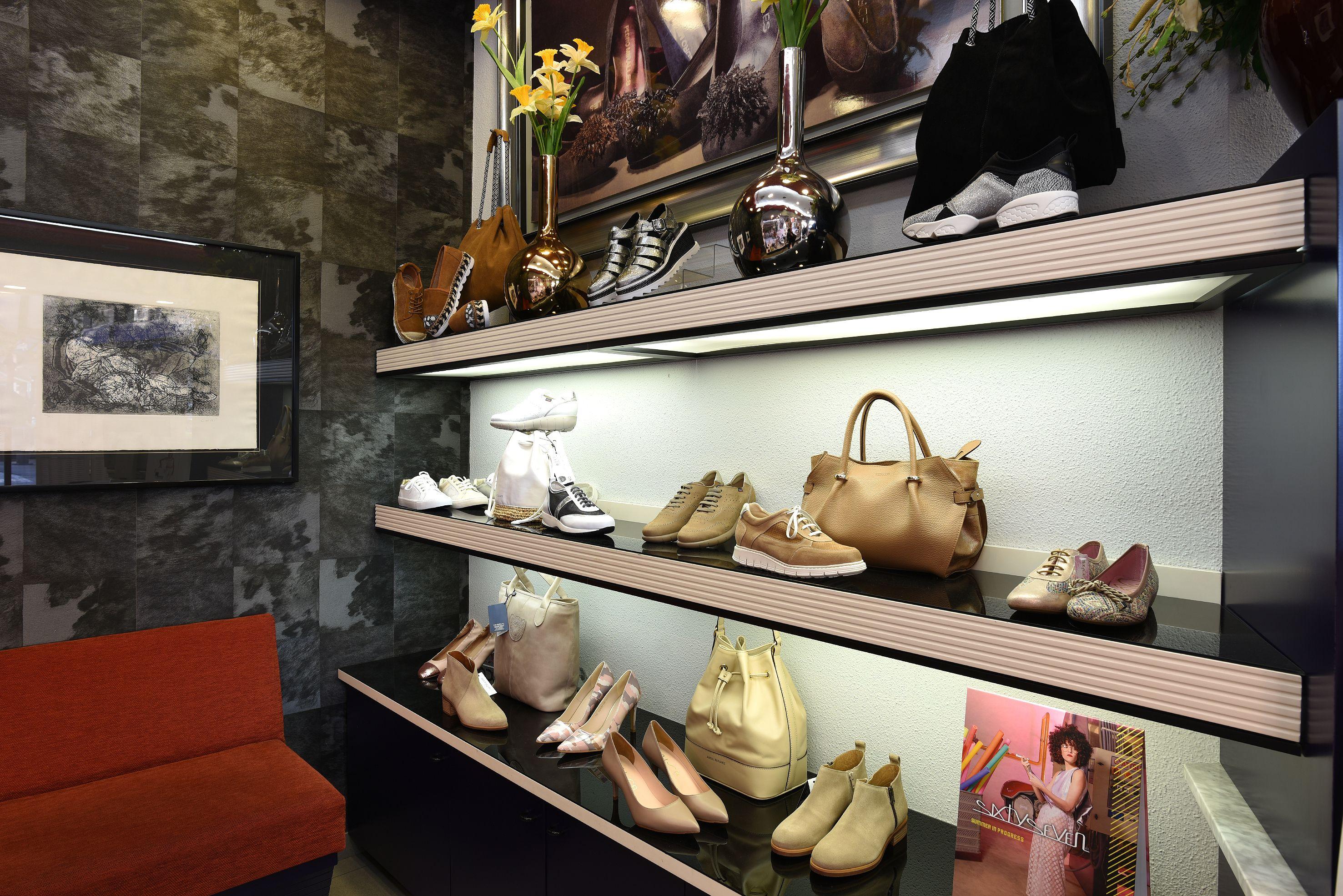 Zapatos de marca en Gijón