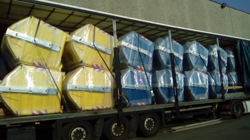 Transporte nacional de mercancías Zaragoza