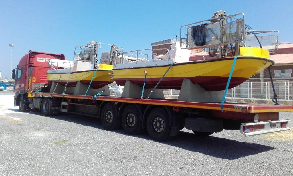 Transportes especiales Zaragoza