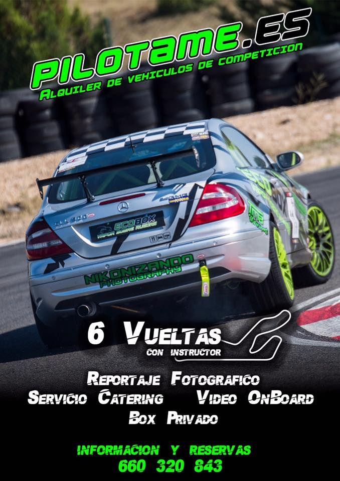Circuit experiences in Madrid