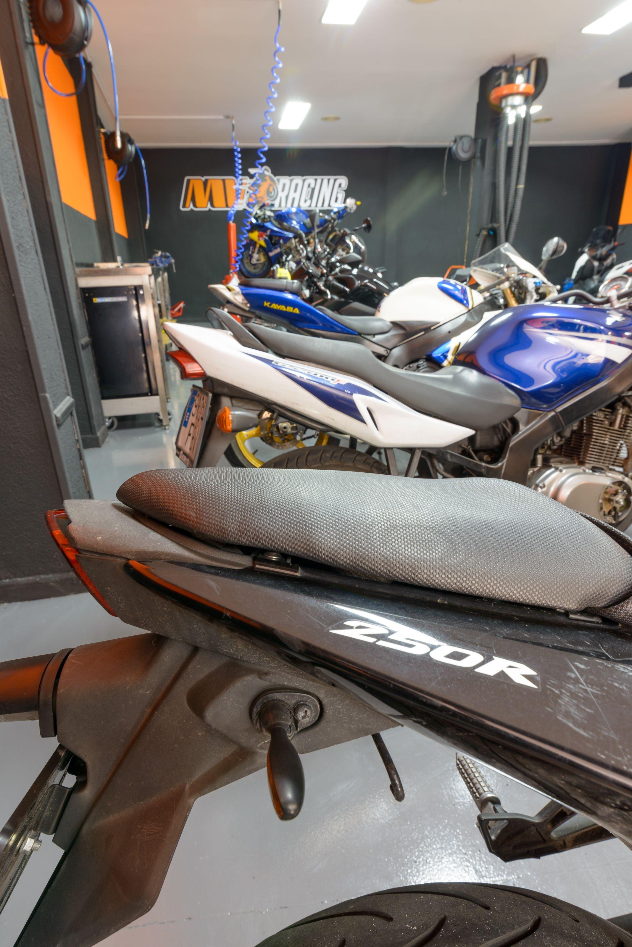 Compraventa de motos en Alcobendas