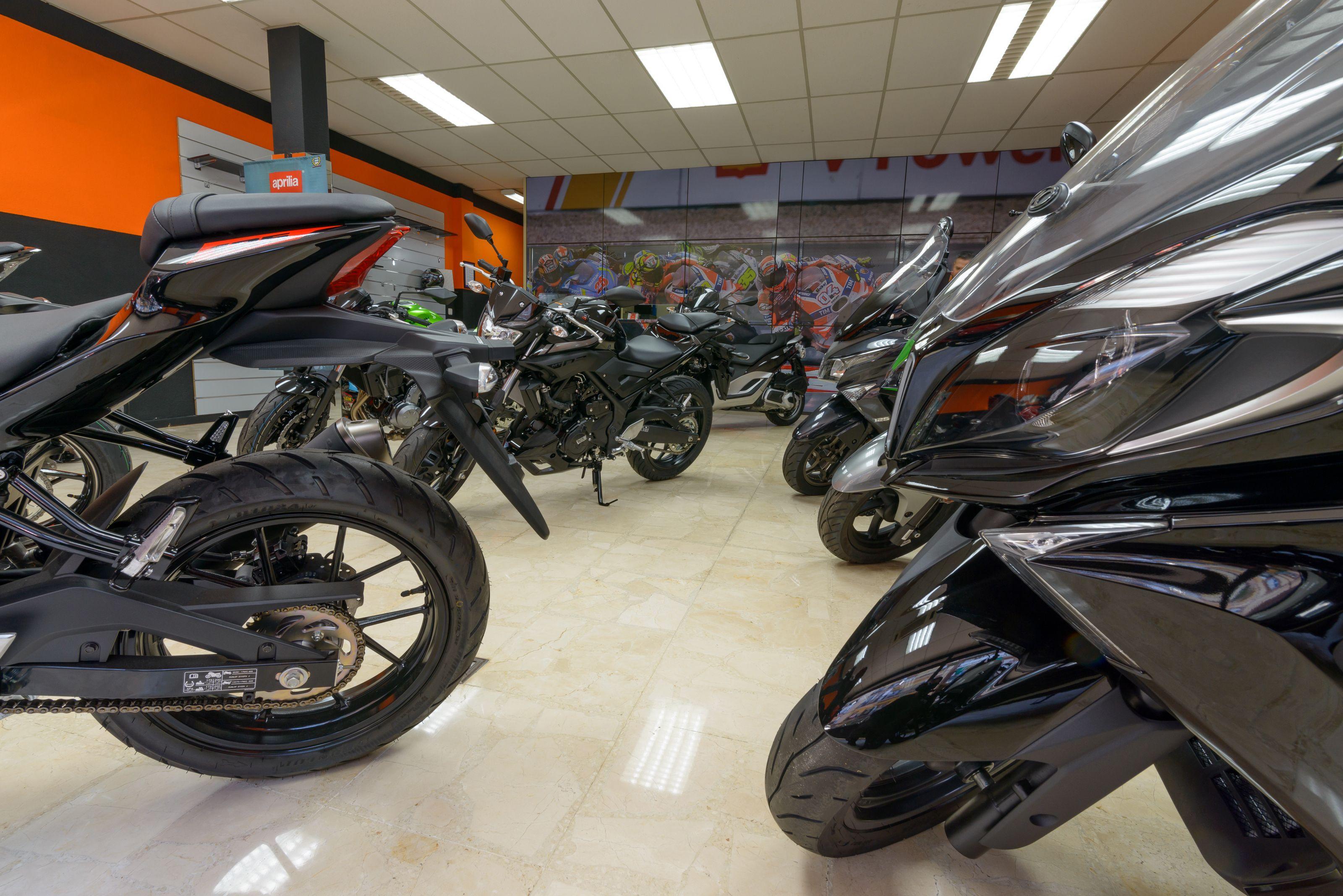 Disfruta de la moto de tus sueños con precios económicos en Alcobendas