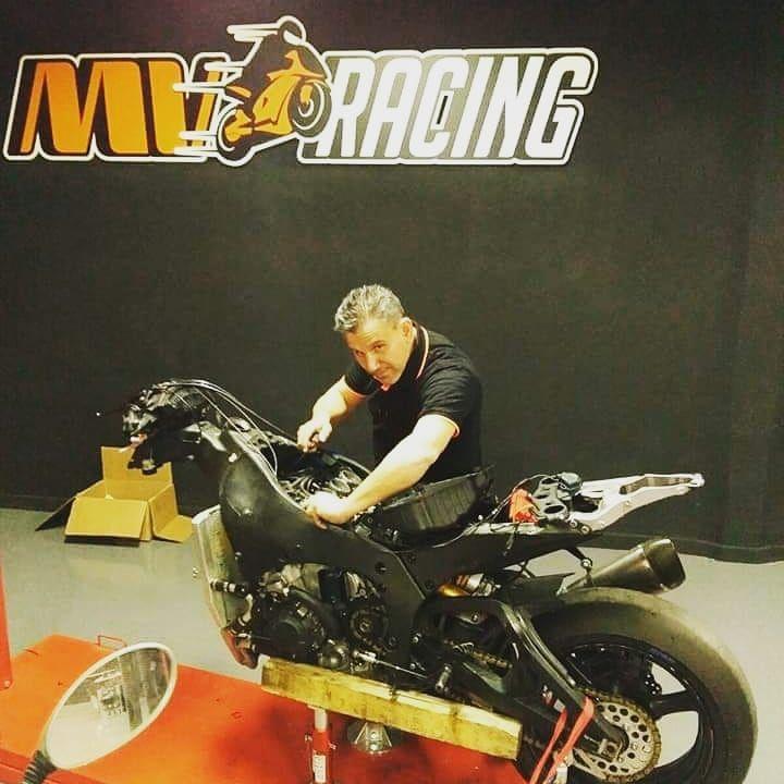 Mecánica: Servicios de MV Racing