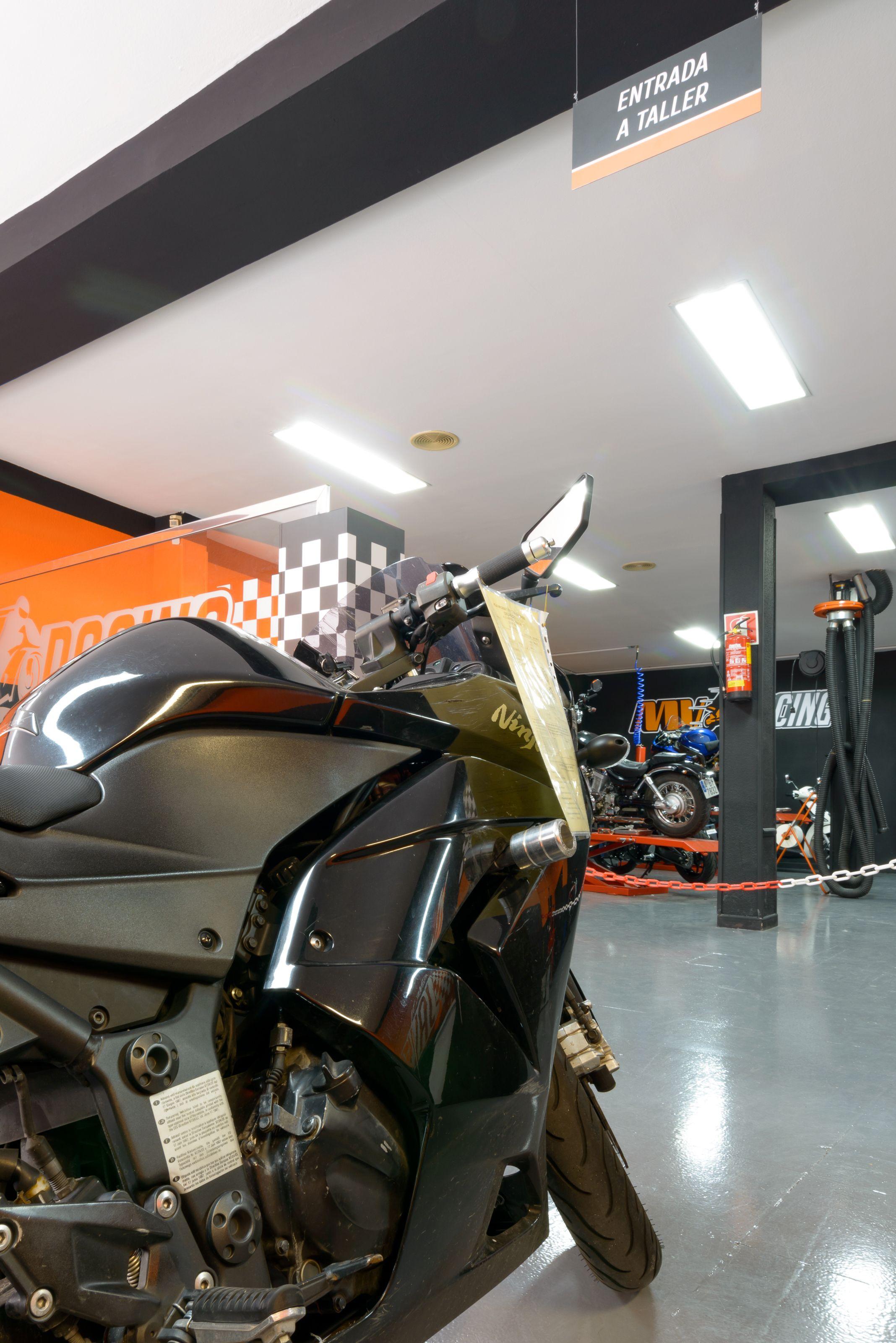 Venta de motos a precios muy asequibles en Alcobendas