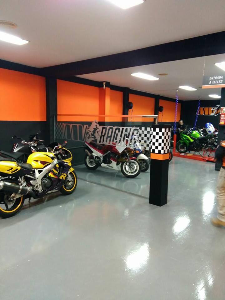 Motos de ocasión: Servicios de MV Racing