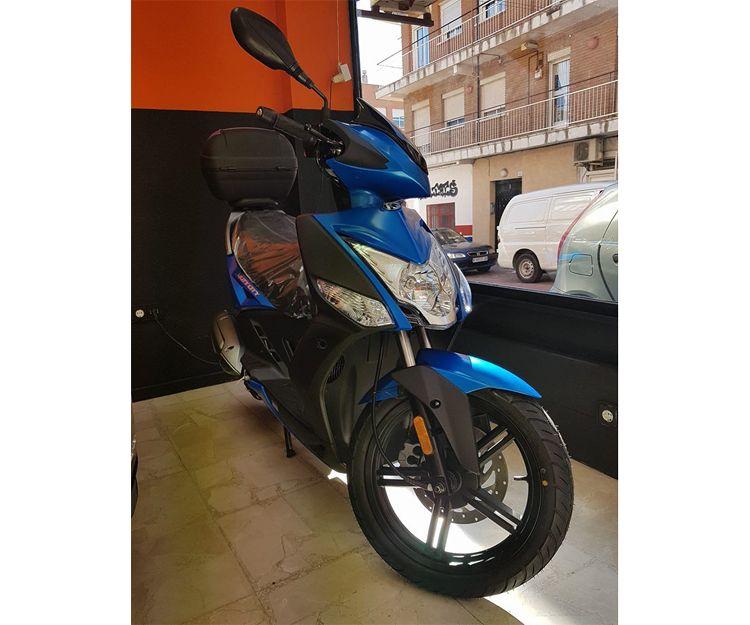 Venta de motos en Alcobendas