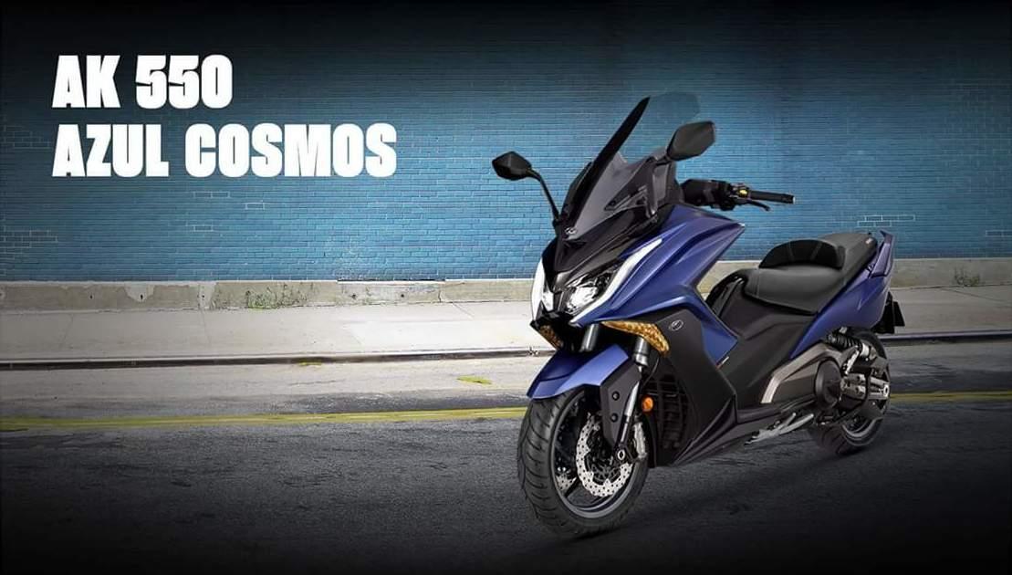 kymco A 550