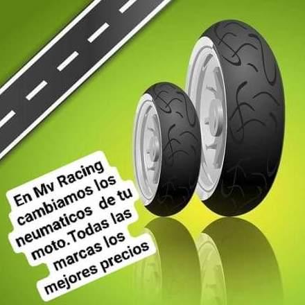 Neumáticos para motos: Servicios de MV Racing