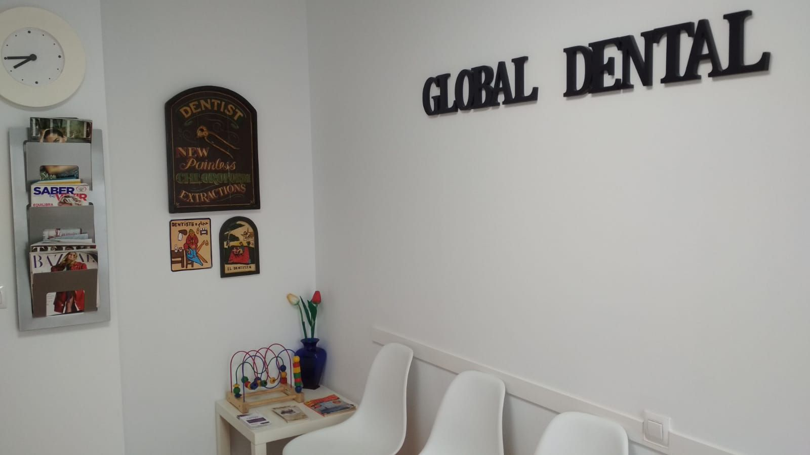 Odontólogo en Badajoz