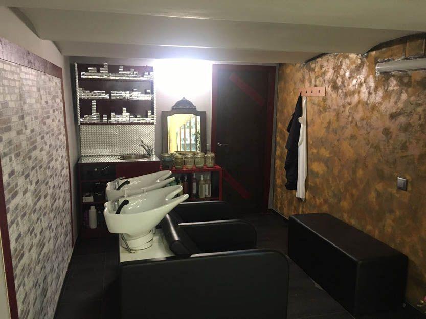 Salón de peluquería en Barcelona
