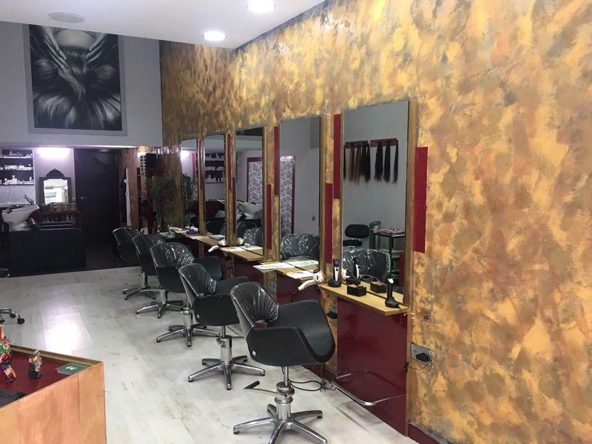 Salón de peluquería unisex en Barcelona
