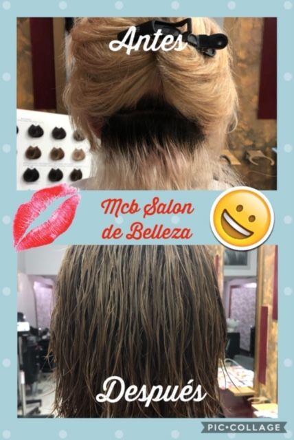 Foto 37 de Salón de belleza y centro de peluquería en Barcelona en Barcelona | MCB Salón de Belleza