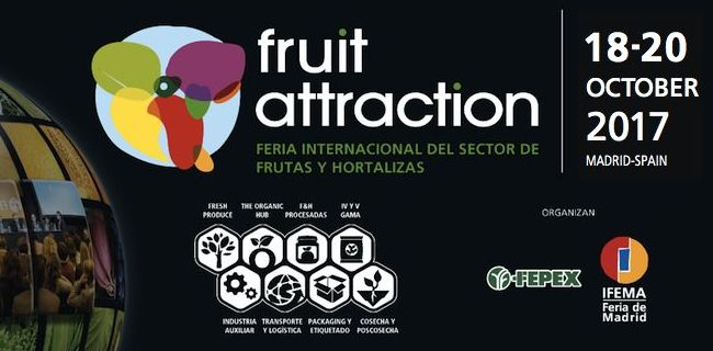 FRU&TUBE EN FRUIT ATTRACTION 2017 }}