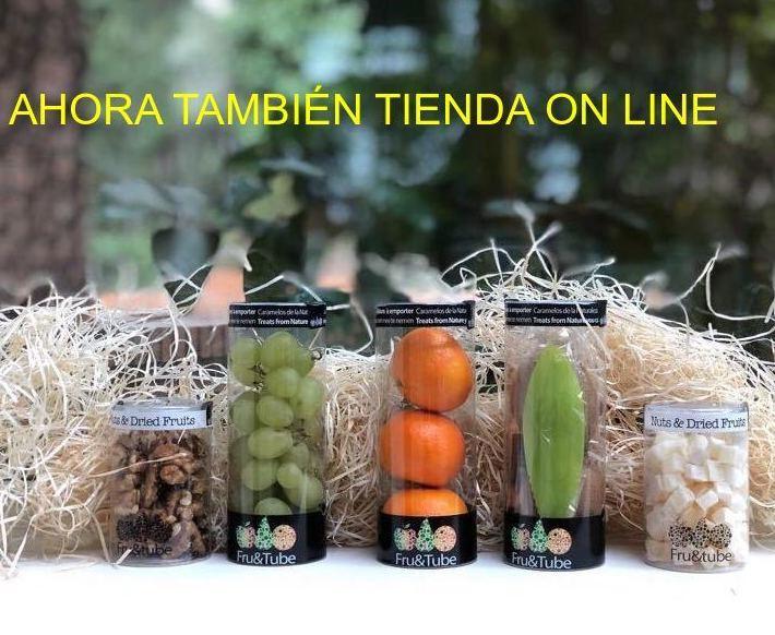 Ahora tienda on line: Productos y Servicios de Fru&Tube