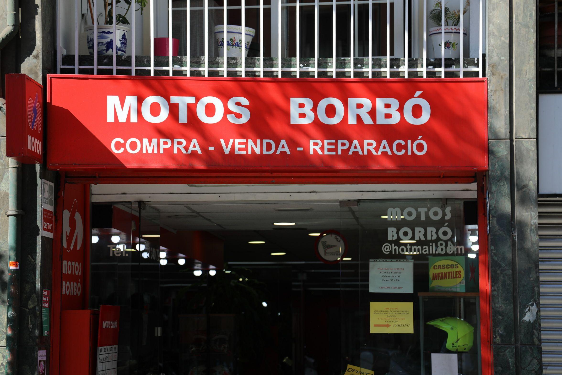Compra venta y reparación de moto