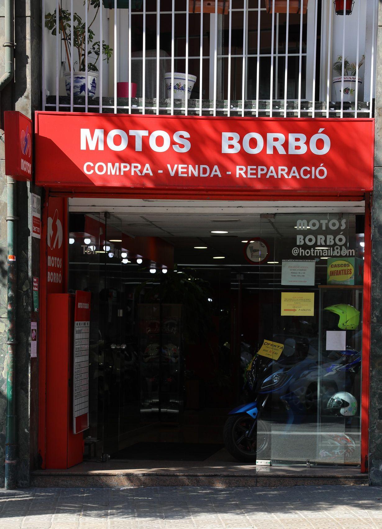 Motos Borbó