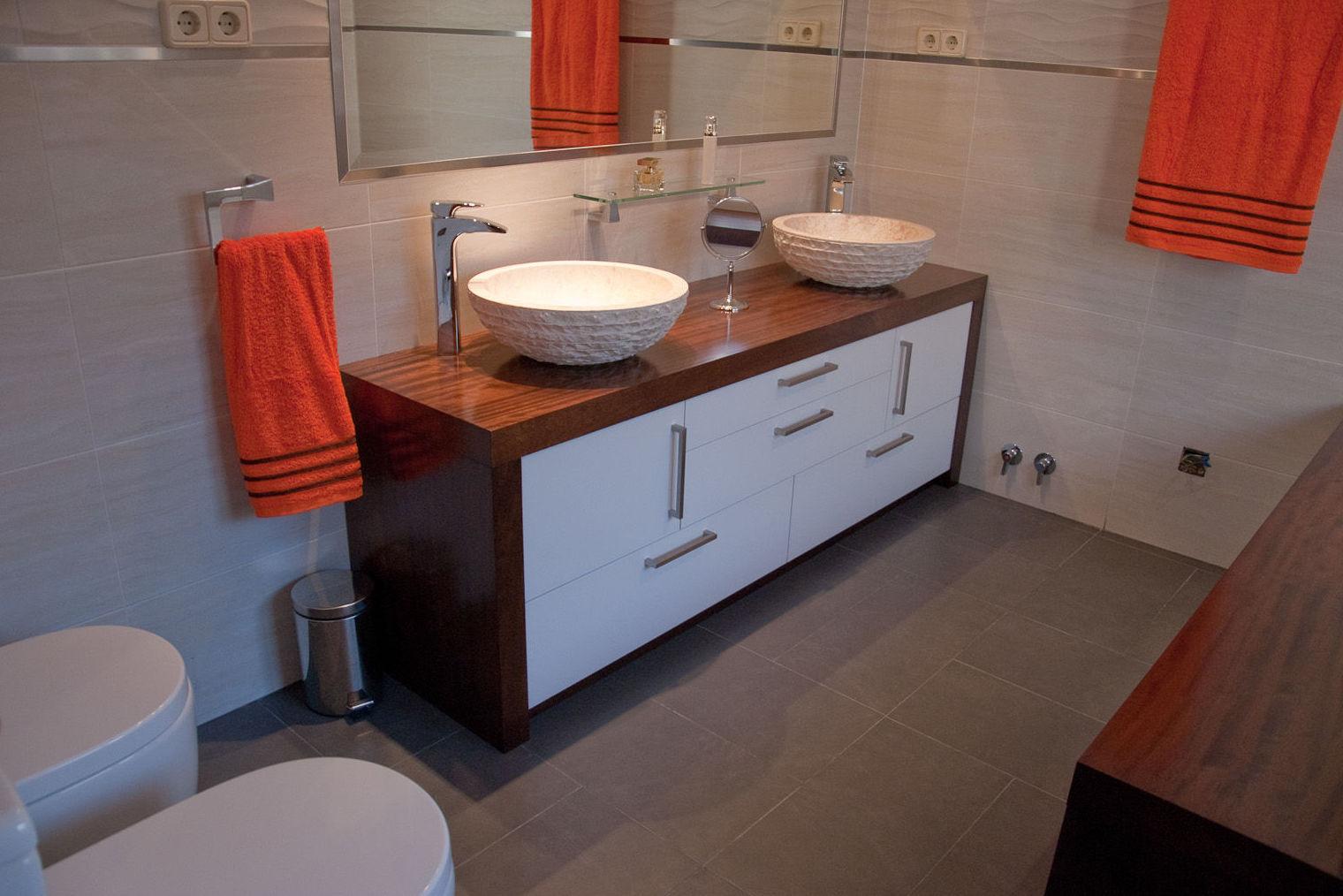 Muebles para baño a medida: Servicios de Diseño a Medida