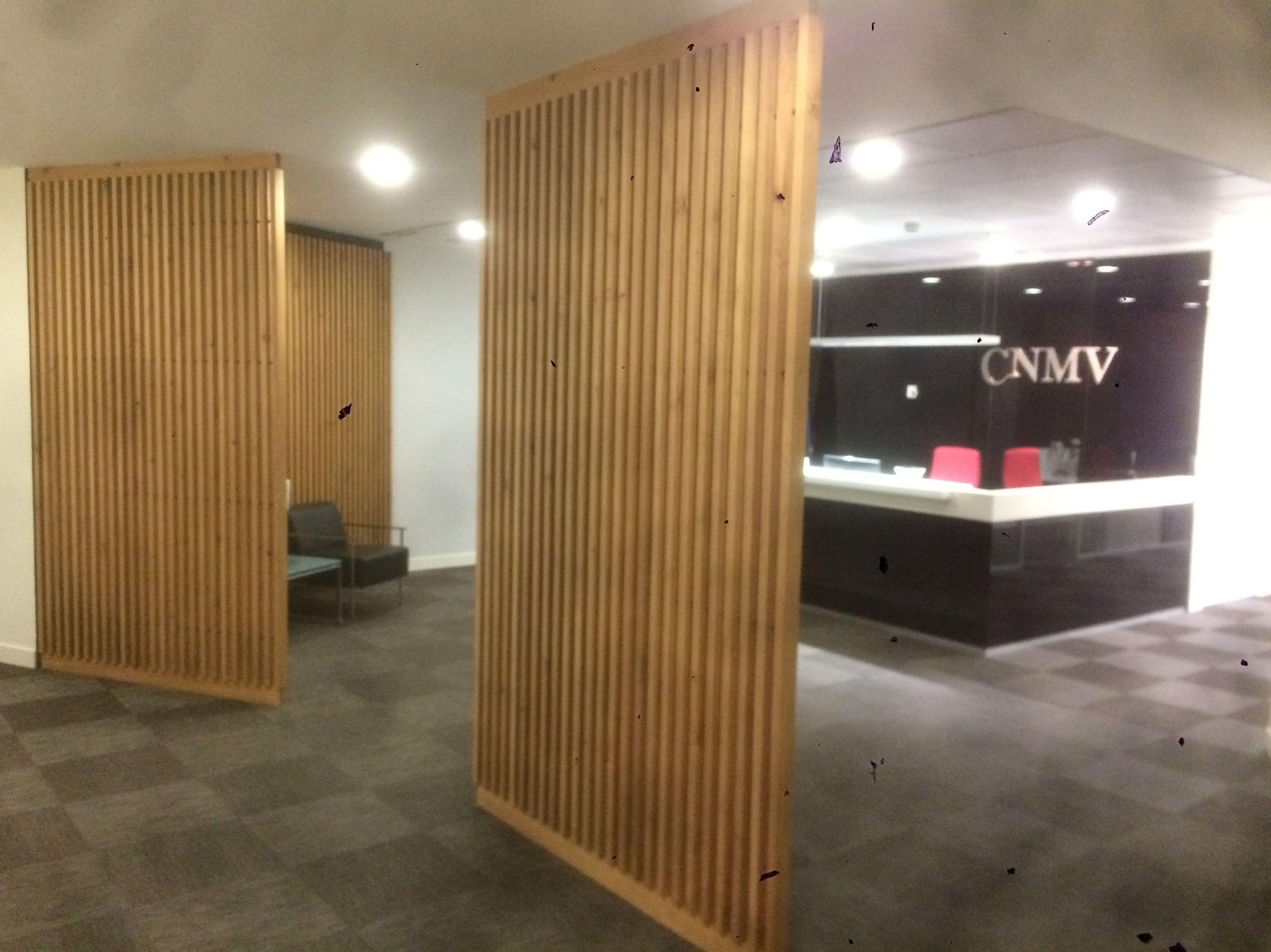 Separador espacios : Servicios de Diseño a Medida
