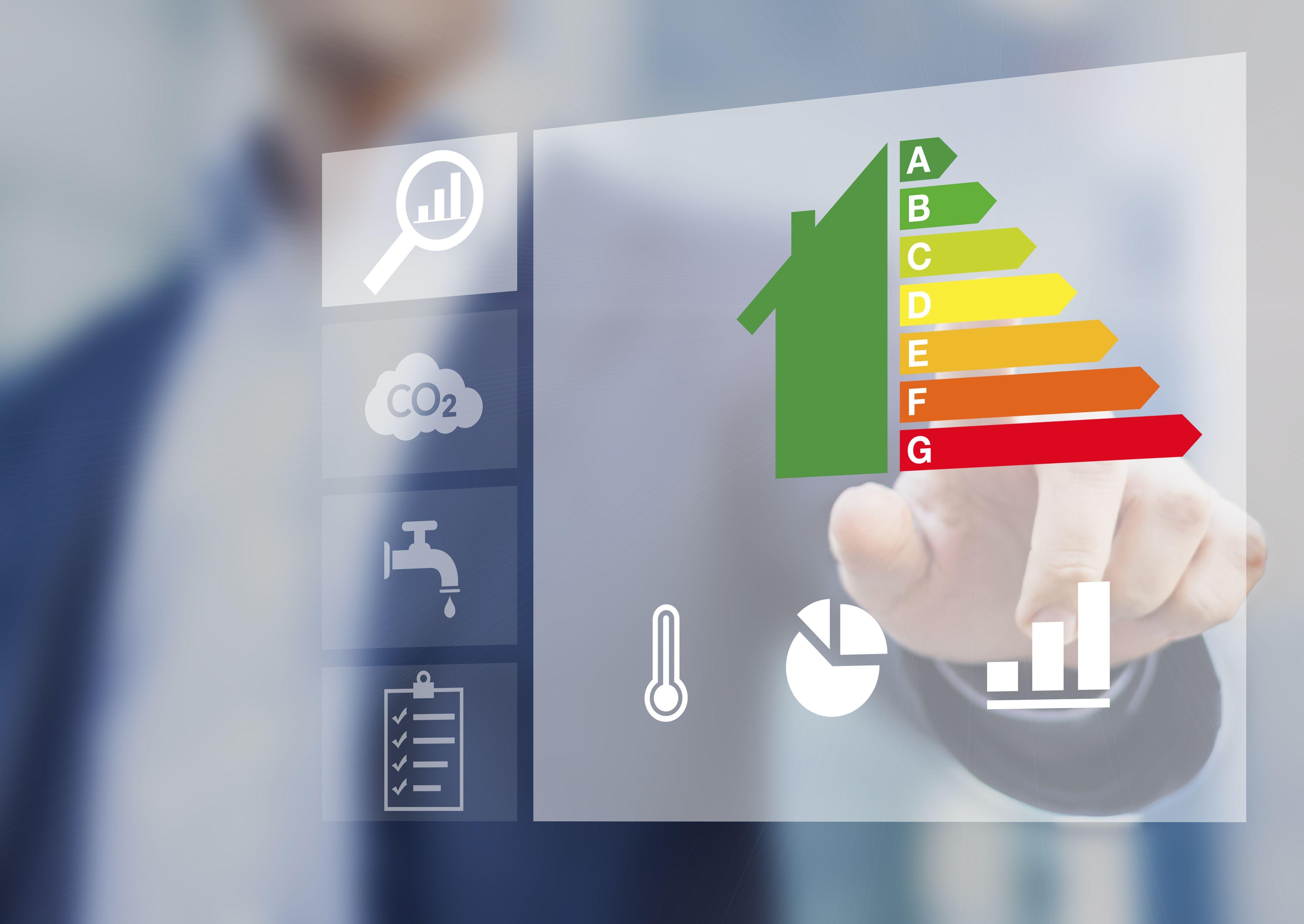 Certificado de eficiencia energética: Servicios de Nava Proyectos Integrales