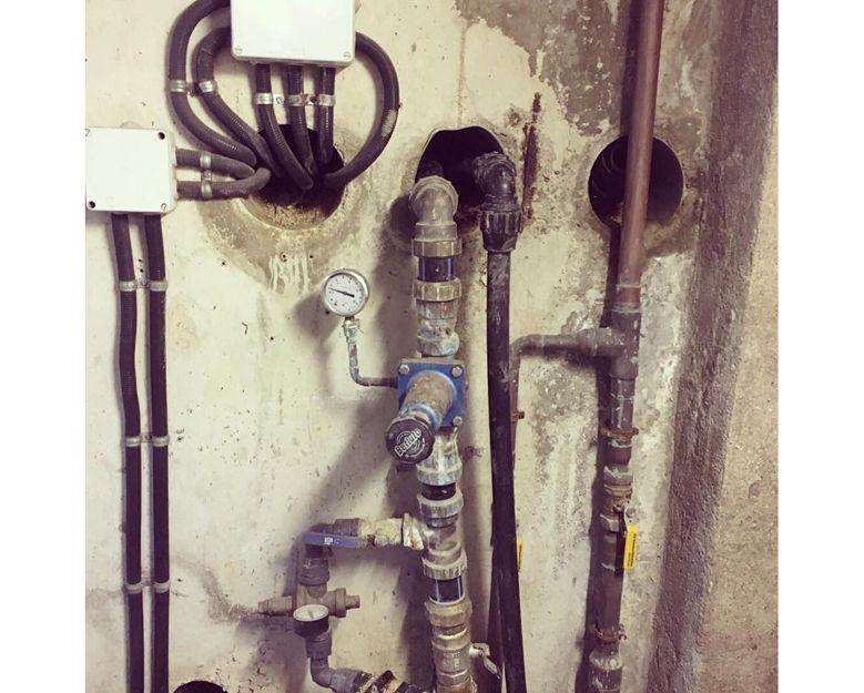 Proyectos y boletines de fontanería