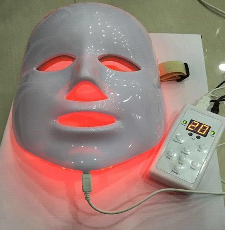 Máscara luz de led: Servicios de Estética Cumbrera
