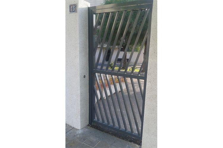 Puertas de aluminio en Alicante