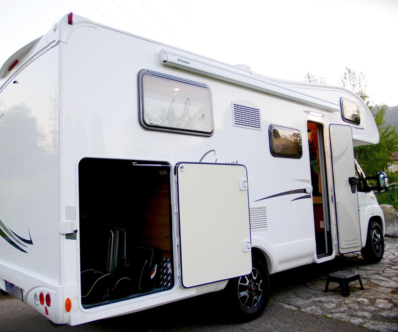 Alquiler de autocaravana en Avilés