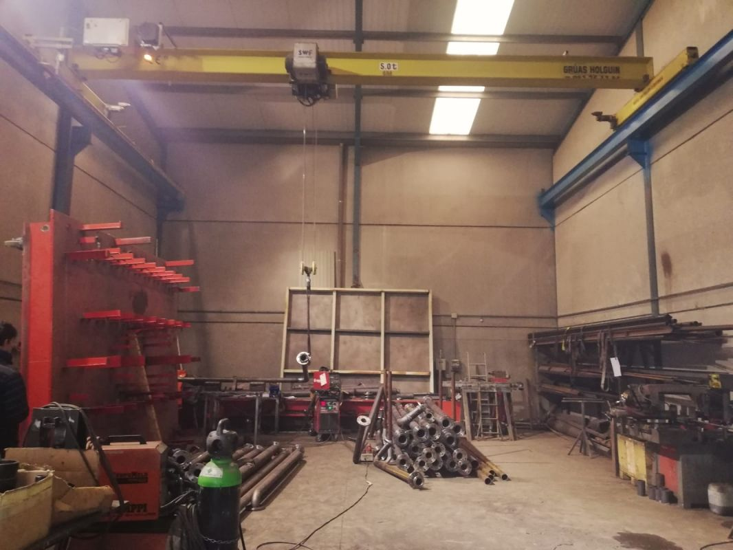 Instalaciones industrialesen Valladolid