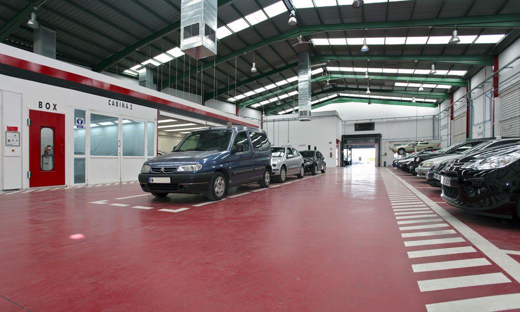 Mecánica y mantenimiento del automóvil en Talavera de la Reina