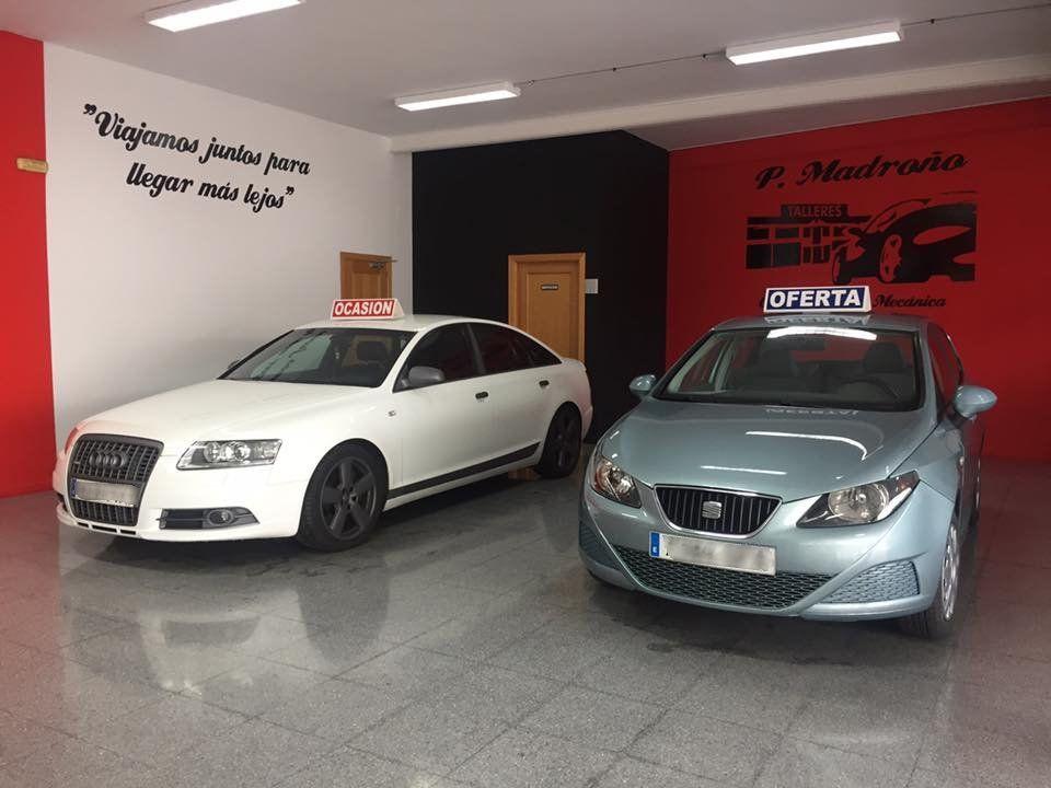 Venta de coches de segunda mano: Servicios de Talleres Pedro Madroño