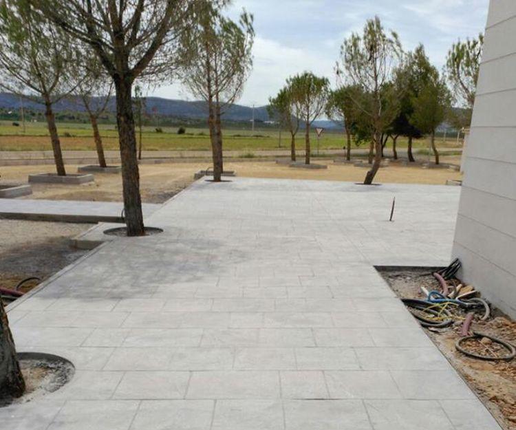 Cemento pulido exterior awesome muebles de cemento pulido for Cemento pulido exterior