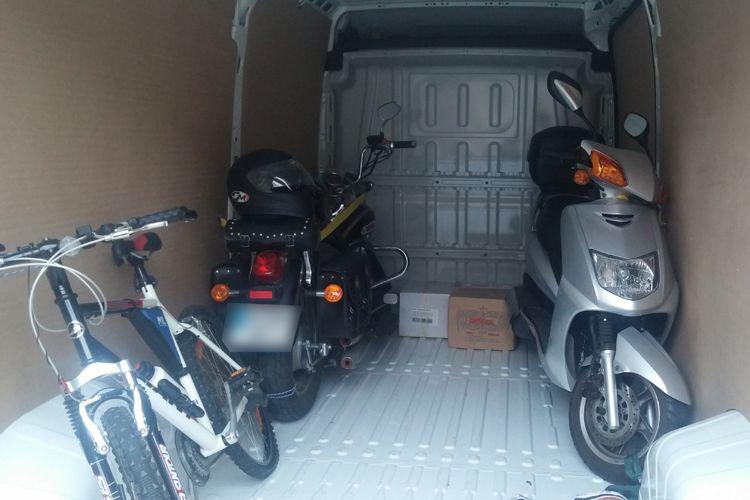 Transportes económicos en Málaga